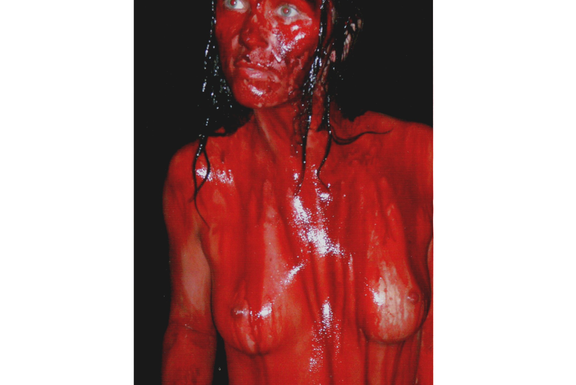 bloody naked special effects makeup