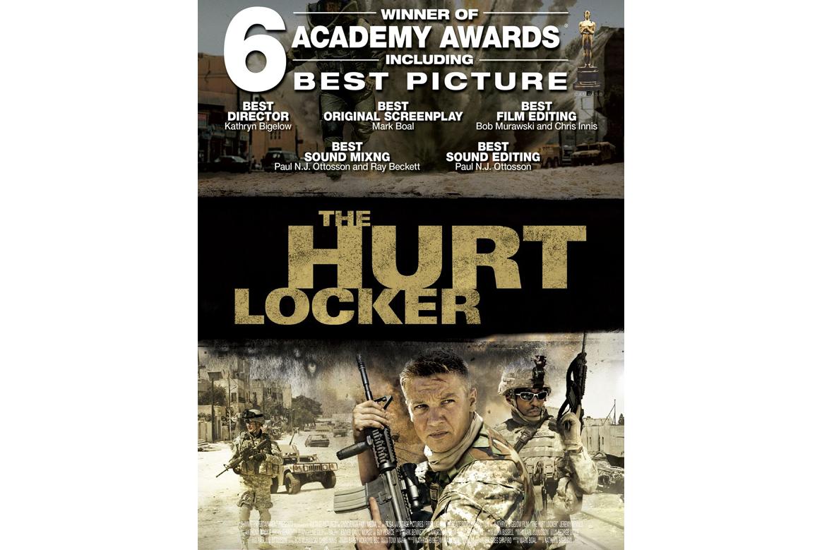 Academy Award Winner The Hurt Locker